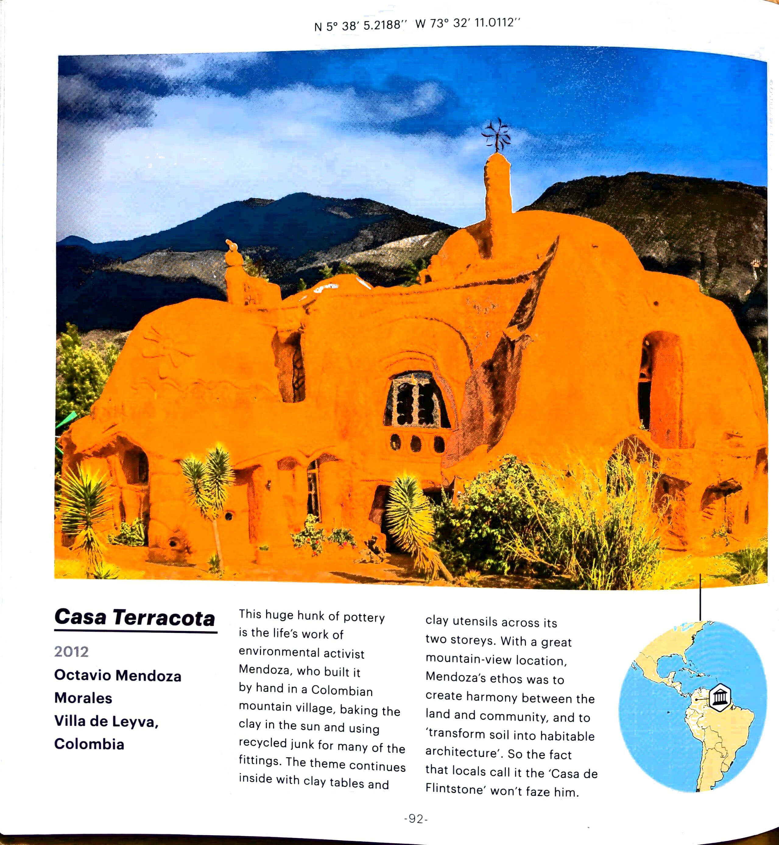 Amazing Architecture - Casa Terracota